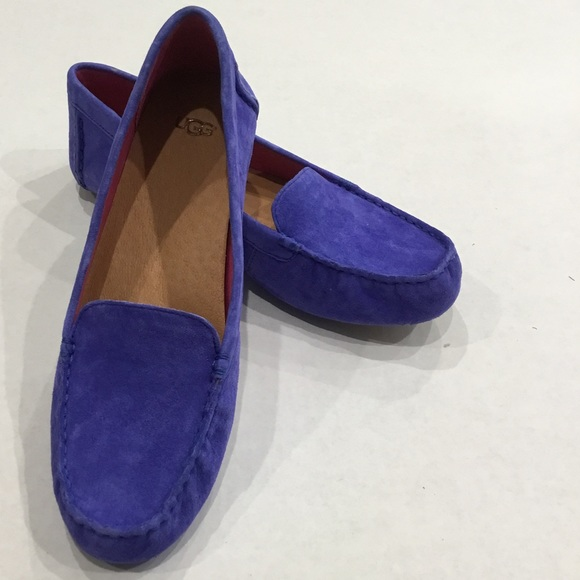 559f675bed4 UGG Milana Suede Loafers - Super Soft!