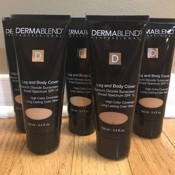 Dermablend Makeup Emo Makeup