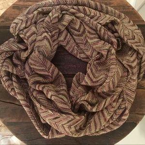 🍋 • missoni for target • chevron infinity scarf