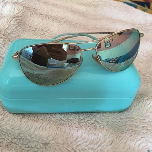4ba732994f04 Tiffany   Co Aviator sunglasses 😎Authentic. M 595d6f62c6c795db7314fcb2.  Other Accessories ...