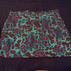 Dresses & Skirts - Leopard print mini