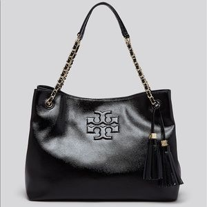 Tory Burch Thea Chain Strap Slouchy Tote