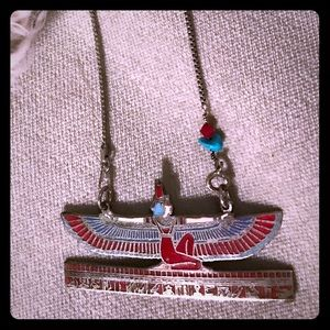 Jewelry - One of a kind! Vintage Native American  necklace