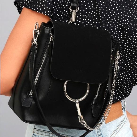 b50828927a1e Sidewalk Stunner Hoop Ring Mini Backpack Faye