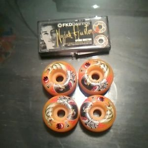 Other - FKD Bearings & wheel bundle