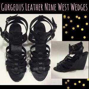 ⚡️SALE! Sexy Nine West Wedges