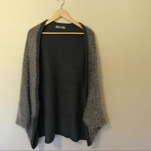 Sweaters - Shawl with Arms