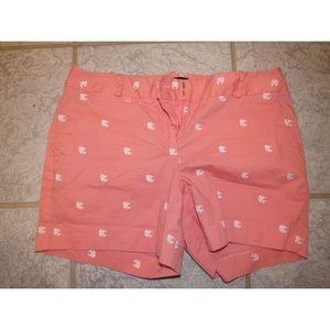 Summery, fish printed Talbots shorts