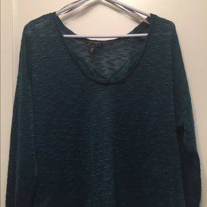 Jessica Simpson Teal Knit Shirt
