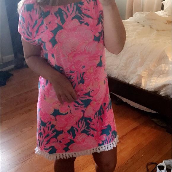 a2c55c41c32 Lilly Pulitzer Tilla Tunic Dress. M_5987356ceaf030c40406e7d0