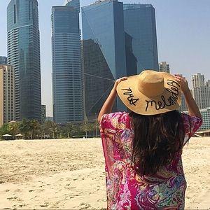 Accessories - Custom Beach Hat