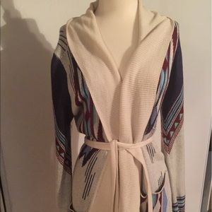 Billabong Women's Tribal print sweater