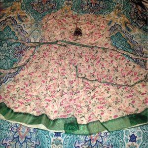 Fumblin `Foe mini dress