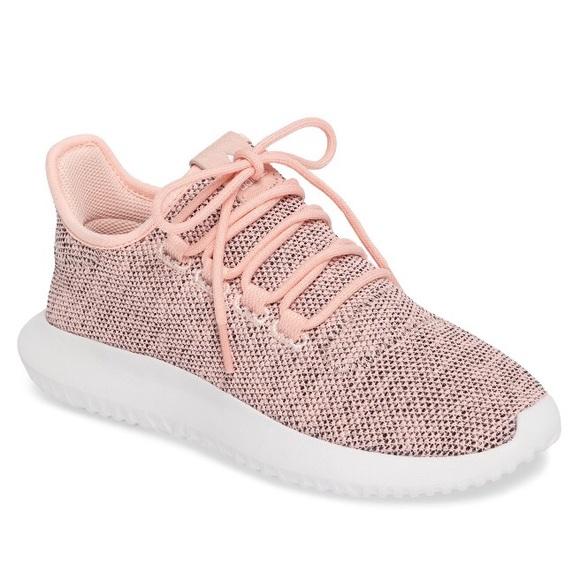 8169f284815 Adidas Tubular Shadow 6 Coral Haze Pink NEW!