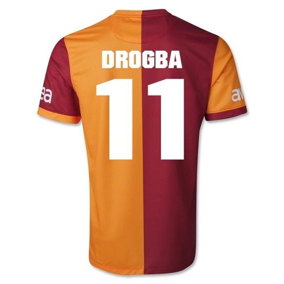 Authentic Galatasaray Drogba Jersey. M 595d0f60fbf6f980d5008739 741f0424e