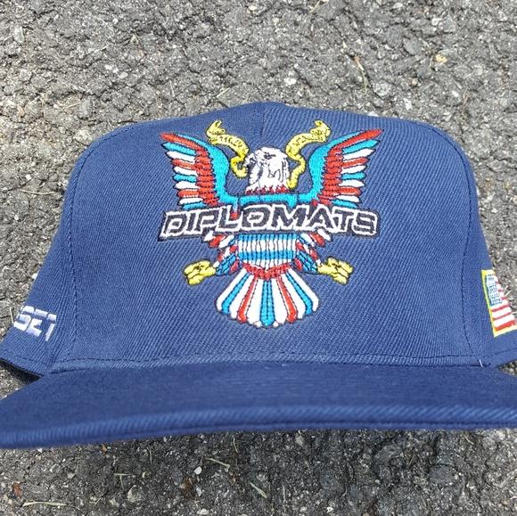 dipset Other - Vintage Diplomats Dipset snapback hat hip hop e7f7d095f6b