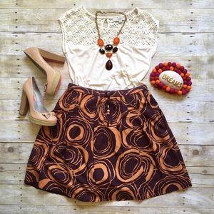 Old Navy boho summer skirt