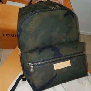 73e213dfb90 Louis Vuitton Bags   Apollo Camo Backpack   Poshmark