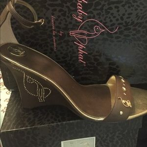 Shoes - Two pairs Baby Phat