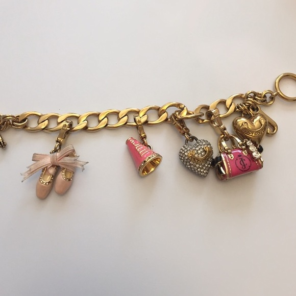60 off juicy couture jewelry juicy couture � gold charm