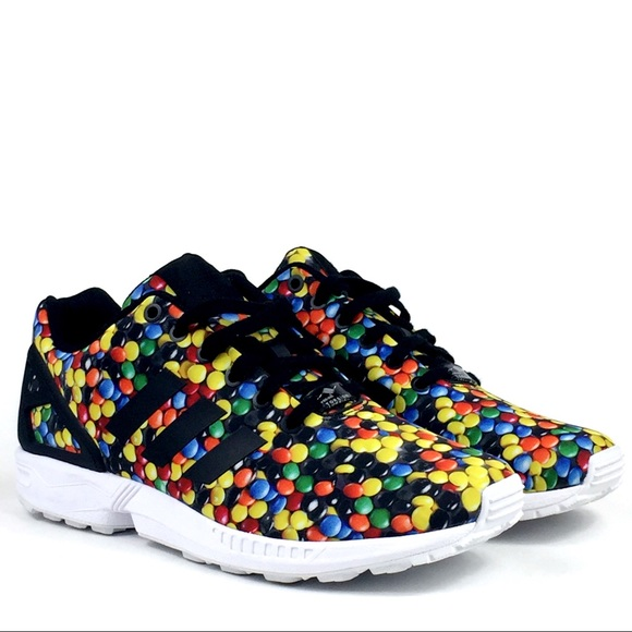 adidas Other - Adidas ZX FLUX LIMITED EDITION AQ3148 SKITTLES M M e330eb104