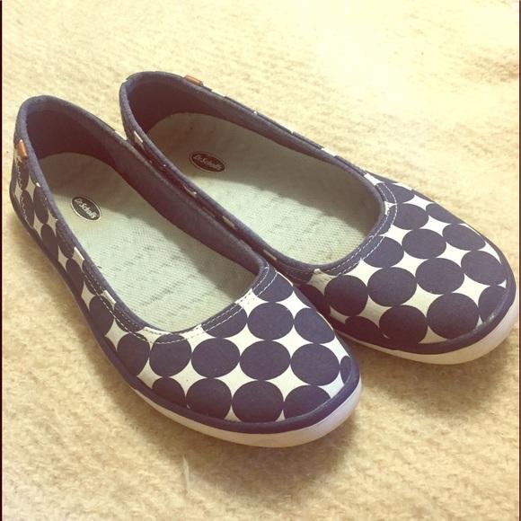 Blue Polka Dot Kate Spade Shoes