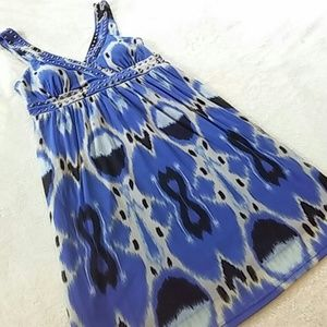 🆕 Listing! INC Studded Tribal Dress