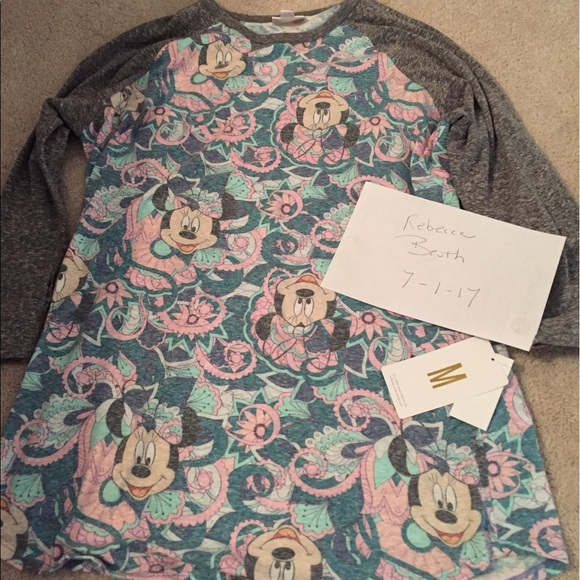 Enthusiastic New Lularoe Irma Shirt L Women's Clothing Clothing, Shoes & Accessories