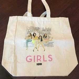 "Handbags - Tote bag from the HBO tv show ""Girls"" Brand New!!"