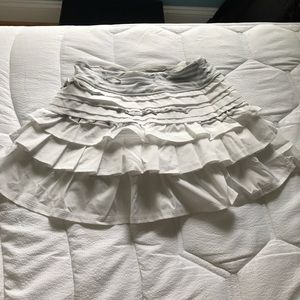 Liululemon tennis skirt