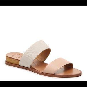 6dbbdfea889 Dolce Vita Shoes - Dolce Vita Blush Pink Pris Wedge Sandal Size 8.5