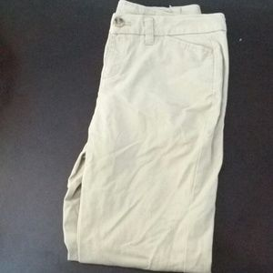 Faded Glory Jeans - Khaki pants