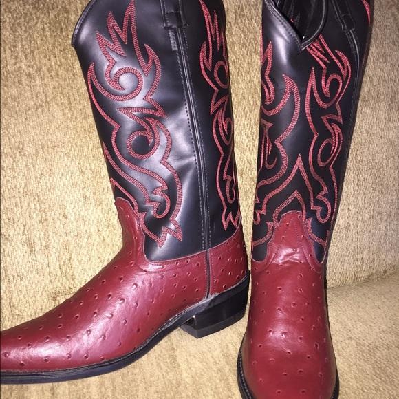 28401ffe3f4 Men's Shepler cowboy boots