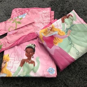 Disney princess curtains