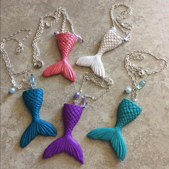 Mermaid Tail Handmade Tassel #1