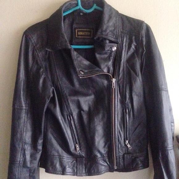 Siricco leather jackets