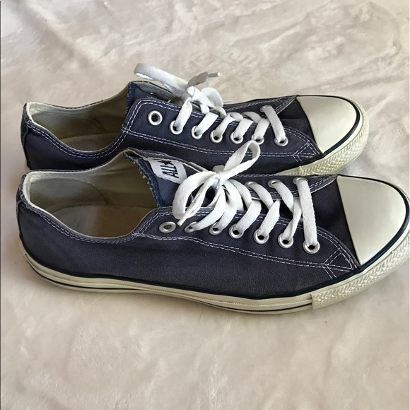9303b924d1bc Converse Chuck Taylor All Star Low Navy Size10