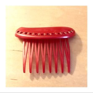 Vintage Hair Combs, Made in France, 1970's