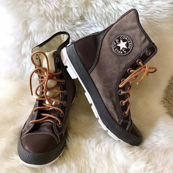 0dfca3dc9235b7 Converse Other - CONVERSE CT outsiders hi men s leather boots
