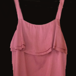 Pink mini dress new with tags!