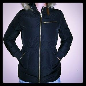 c7a11337797b adidas Jackets   Coats - Adidas NEO Long Down Jacket