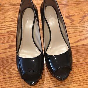 Nine West open toe shoe