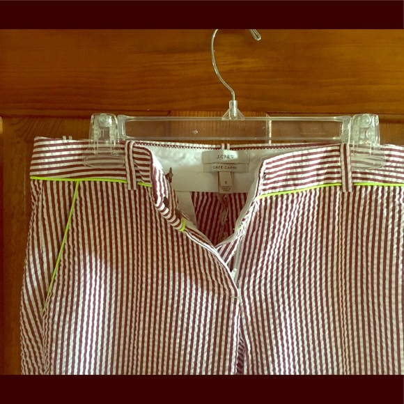 Lululemon Capris With Side Pockets