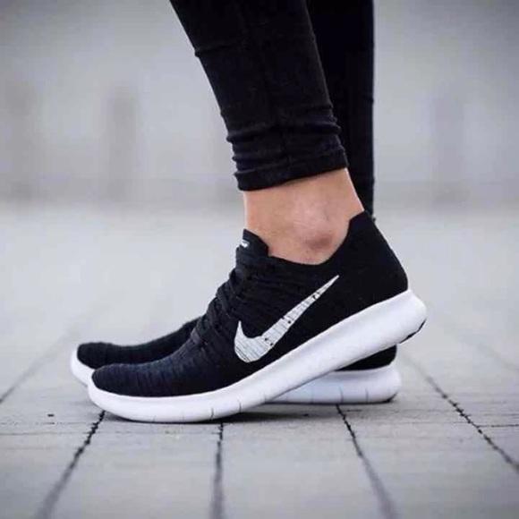 aba93f7017a86 Women s Nike Free RN Motion Flyknit Sneakers