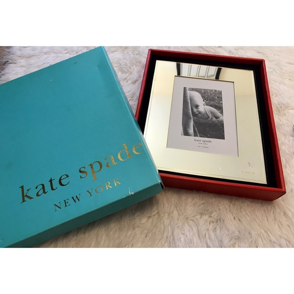 Kate Spade Accessories Salenwt Baby Makes Three Frame Poshmark