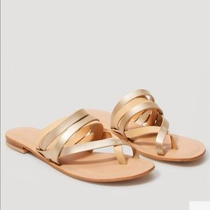 LOFT Shoes - Loft Strappy Slide Sandals