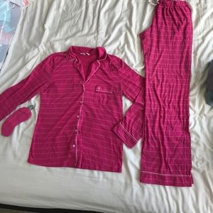 Other - Victoria's Secret Pajama Set Size Small LONG