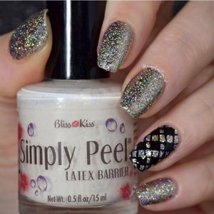 Other - Simply peel latex barrier 💓