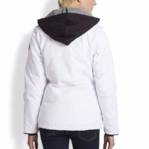 canada goose women's burnett jacket