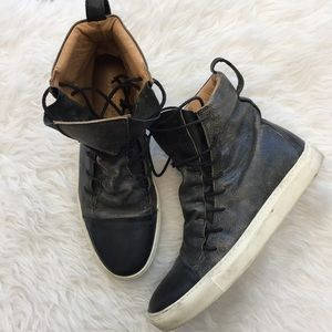 John Varvatos Slim Mac Sneakers
